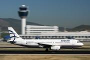 SX-DGC, Airbus A320-200, Aegean Airlines