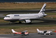SX-DGE, Airbus A320-200, Aegean Airlines