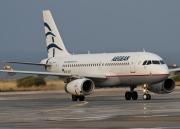 SX-DGF, Airbus A319-100, Aegean Airlines