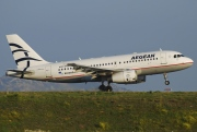SX-DGG, Airbus A319-100, Aegean Airlines
