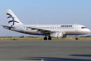 SX-DGH, Airbus A319-100, Aegean Airlines