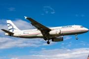 SX-DGK, Airbus A320-200, Aegean Airlines