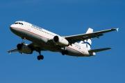 SX-DGL, Airbus A320-200, Aegean Airlines