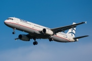SX-DGP, Airbus A321-200, Aegean Airlines