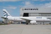 SX-DGU, Airbus A320-200, Aegean Airlines