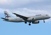 SX-DGW, Airbus A320-200, Aegean Airlines