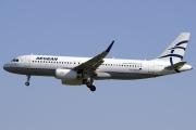 SX-DGZ, Airbus A320-200, Aegean Airlines