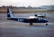 SX-DKA, Britten-Norman BN-2B Islander II, LEC