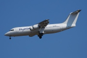 SX-DMA, British Aerospace Avro RJ100, Sky Wings