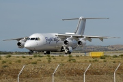 SX-DMC, British Aerospace Avro RJ100, Sky Wings