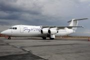 SX-DMD, British Aerospace Avro RJ100, Sky Wings