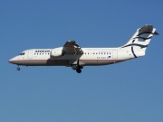 SX-DVC, British Aerospace Avro RJ100, Aegean Airlines