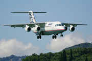SX-DVE, British Aerospace Avro RJ100, Aegean Airlines