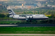 SX-DVF, British Aerospace Avro RJ100, Aegean Airlines