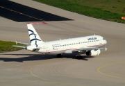 SX-DVG, Airbus A320-200, Aegean Airlines