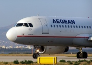 SX-DVH, Airbus A320-200, Aegean Airlines