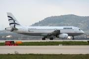 SX-DVJ, Airbus A320-200, Aegean Airlines