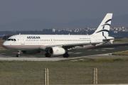 SX-DVK, Airbus A320-200, Aegean Airlines