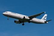 SX-DVO, Airbus A321-200, Aegean Airlines