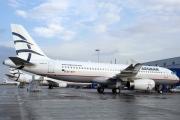 SX-DVY, Airbus A320-200, Aegean Airlines