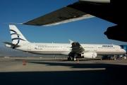 SX-DVZ, Airbus A321-200, Aegean Airlines