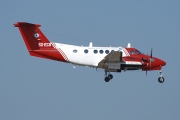 SX-ECG, Beechcraft 200 Super King Air, Hellenic Civil Aviation Authority