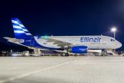 SX-EMB, Airbus A319-100, Ellinair