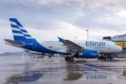 SX-EMM, Airbus A319-100, Ellinair