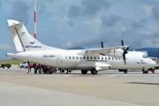 SX-GRY, ATR 42-300, Sky Express (Greece)