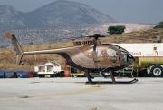 SX-HBB, McDonnell Douglas (Hughes) 500E, Private