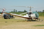 SX-HCU, Hiller UH-12E, Private