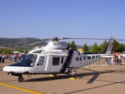 SX-HDA, Agusta A109A II Plus, Olympic Aviation