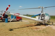 SX-HEG, Hiller UH-12E, Private