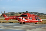 SX-HFG, Aerospatiale (Eurocopter) AS 332-L1 Super Puma, Hellenic Fire Department