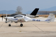 SX-KIS, Diamond DA40 Diamond Star, Egnatia Aviation