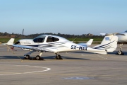 SX-MAX, Diamond DA40 Diamond Star, Egnatia Aviation