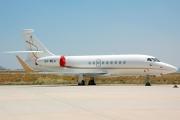 SX-MLA, Dassault Falcon-2000EX, Amjet Executive
