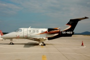 SX-NSS, Embraer Phenom 100, GainJet Aviation