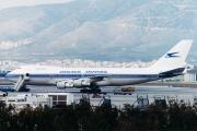 SX-OAB, Boeing 747-200B, Aerolineas Argentinas
