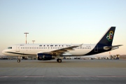 SX-OAI, Airbus A320-200, Olympic Air
