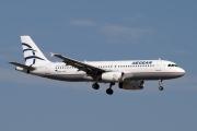 SX-OAQ, Airbus A320-200, Aegean Airlines