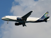 SX-OAT, Airbus A320-200, Olympic Air