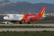 SX-OAU, Airbus A320-200, VietJetAir