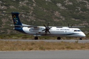 SX-OBC, De Havilland Canada DHC-8-400Q Dash 8, Olympic Air
