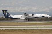 SX-OBG, De Havilland Canada DHC-8-400Q Dash 8, Olympic Air
