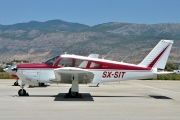 SX-SIT, Piper PA-28-R-180 Arrow, Private
