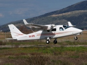 SX-SPR, Tecnam P2006T, Superior AS