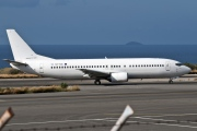 SX-TZE, Boeing 737-400, Blue Bird Aviation