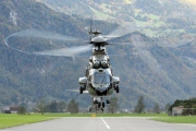 T-314, Aerospatiale (Eurocopter) AS 332-M1 Super Puma, Swiss Air Force