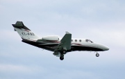T7-FOZ, Cessna 525 CitationJet CJ1, Private
